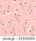 花 花柄 植物のイラスト 35509364