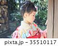 七五三(7歳女の子) 35510117