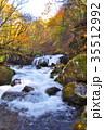 蓼科大滝 秋 滝の写真 35512992