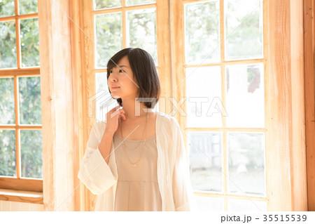 若い女性・ビューティーイメージ 35515539