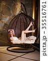女 女の人 女性の写真 35516761