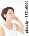 ビューティーイメージ 女性 35516990