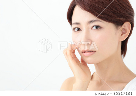 ビューティーイメージ 女性 35517131