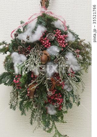 クリスマススワッグ 35521766