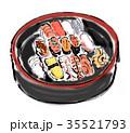 寿司 35521793