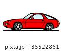 ベクター 自動車 車のイラスト 35522861