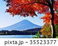 富士 富士山 河口湖の写真 35523377