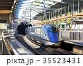 安中榛名駅を通過する北陸新幹線E7系 35523431