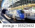 安中榛名駅を通過する北陸新幹線E7系 35523432