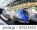 安中榛名駅を通過する北陸新幹線E7系 35523433