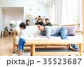 家族 リビング 3世代の写真 35523687