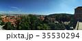Prague old city panorama 35530294