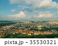 Prague old city panorama 35530321