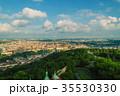 Prague old city panorama 35530330