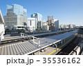 大崎 大崎駅 晴れの写真 35536162