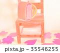 ミニチュアランドセル 椅子 35546255