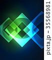 バックグラウンド 広場 正方形のイラスト 35568981