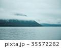 東北 秋田 湖 風景 35572262