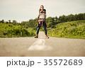 女性 バックパッカー 女子旅の写真 35572689