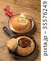 パンシチュー Stew that takes into bread 35576249
