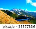 鳥海山 鳥海湖 風景の写真 35577336