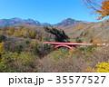清里高原 紅葉 八ヶ岳の写真 35577527