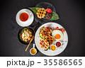 ベルギーワッフル belgian waffle 35586565