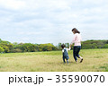 親子 幼児 子供の写真 35590070