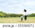 親子 幼児 子供の写真 35590071