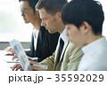 人物 男性 日本人の写真 35592029