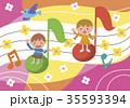 子どもとピアノ02 35593394