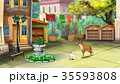 Big Yellow Dog Walks 35593808