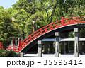 大阪府・住吉大社・反橋(太鼓橋) 35595414