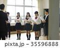 生徒 中学生 合唱の写真 35596888