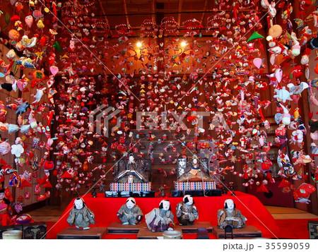 伊豆稲取の雛のつるし飾りまつり 35599059