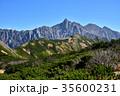 槍ヶ岳 北アルプス 山の写真 35600231