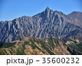 槍ヶ岳 北アルプス 山の写真 35600232