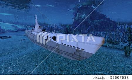潜水艦 35607658