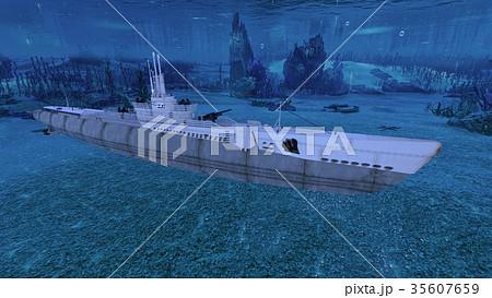 潜水艦 35607659