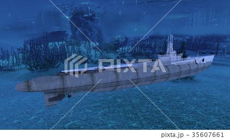 潜水艦 35607661