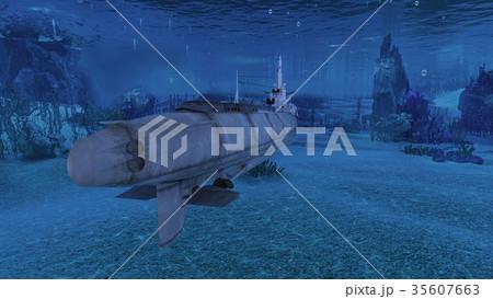 潜水艦 35607663