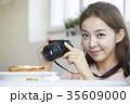 デジタルカメラ デジカメ 写真撮影の写真 35609000