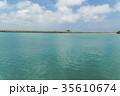 黒島 風景 海の写真 35610674