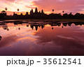 アンコールワット 遺跡 アンコール遺跡の写真 35612541