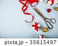 クリスマス プレゼント 贈り物の写真 35615497
