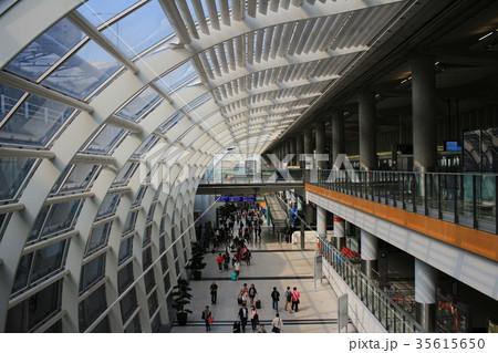 Hong Kong International Airport. China 35615650