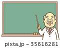 シニア博士 黒板 35616281