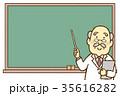 シニア博士 黒板 35616282