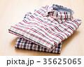 ファッション カジュアル シャツの写真 35625065