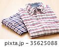 カジュアル シャツ チェックシャツの写真 35625088